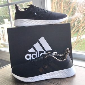 NWT adidas Puremotion Shoes with Leopard Print!!!